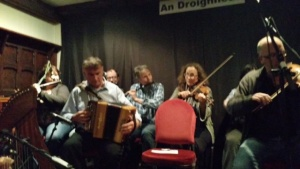 Ceilidh House recording